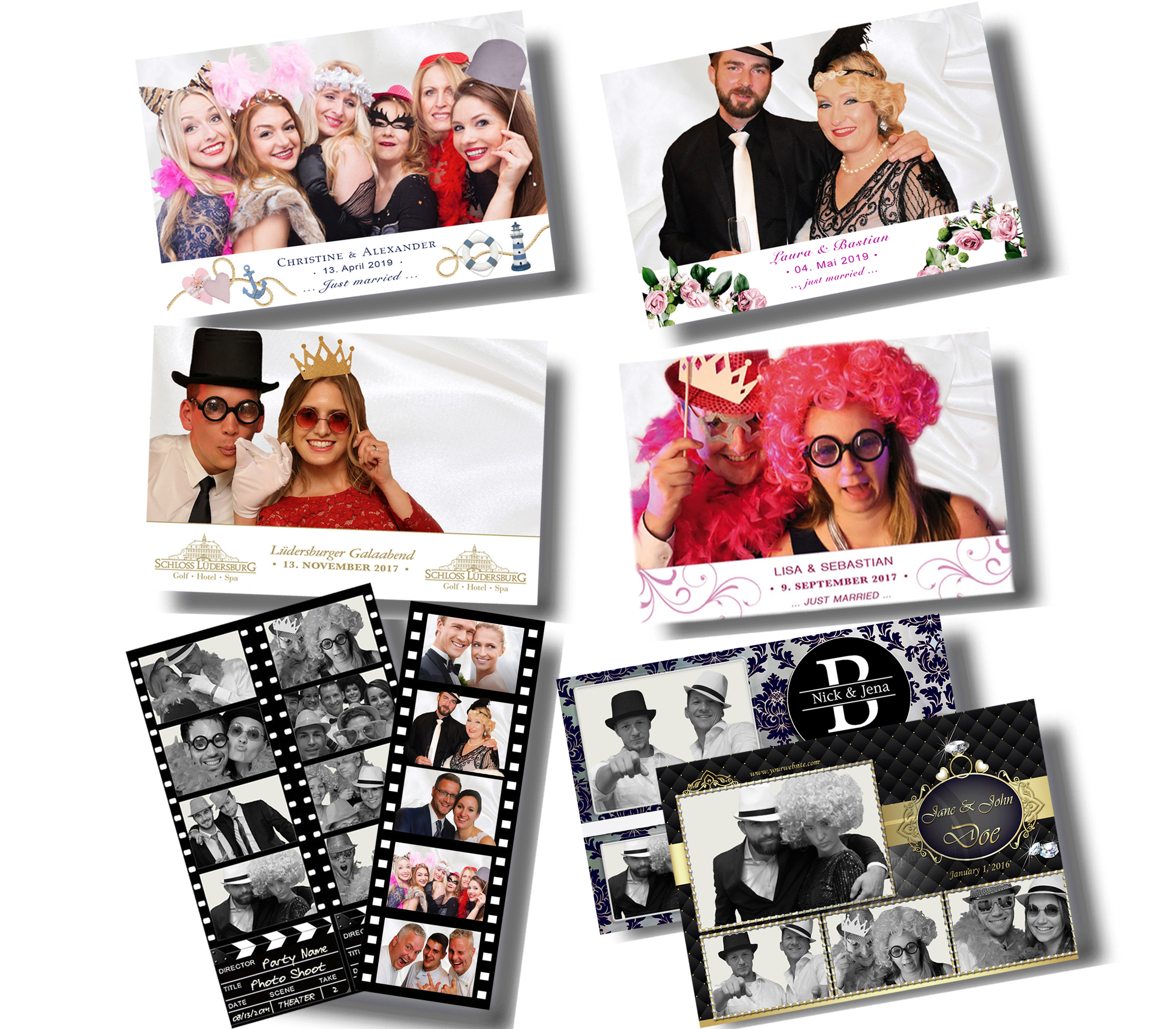 FotoBooth Templates2019